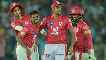 Kings XI Punjab sealed an impressive victory against Rajasthan Royals