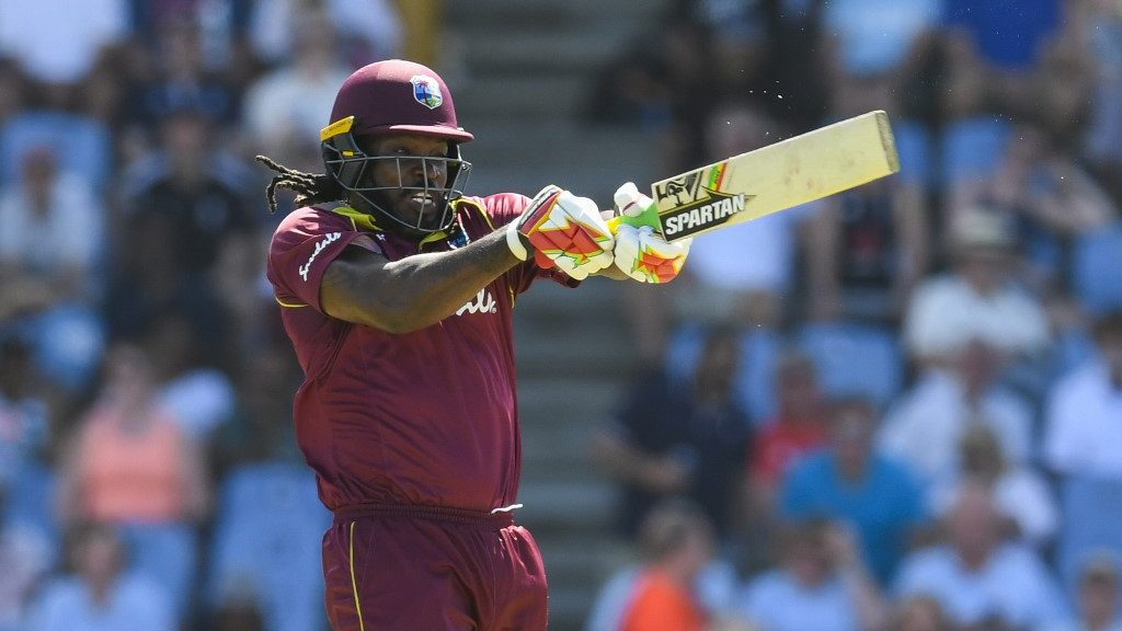 Chris Gayle appointed West Indies vice-captain for the World Cup - 100MB