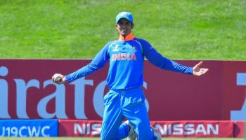 Shubman Gill included in India Test squad