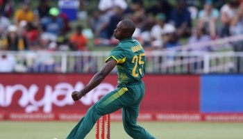 Rabada - One of five bowlers to look out for