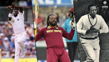 Three Caribbean legends