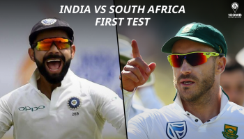 India South Africa 1st Test