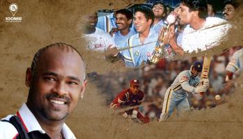 Vinod Kambli Hero Cup