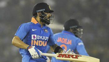 India chase