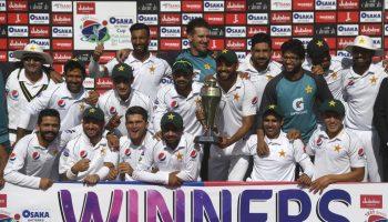 Pakistan win Test series