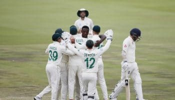 South Africa Test