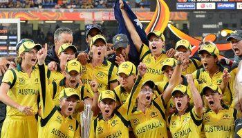 Australia's women's final