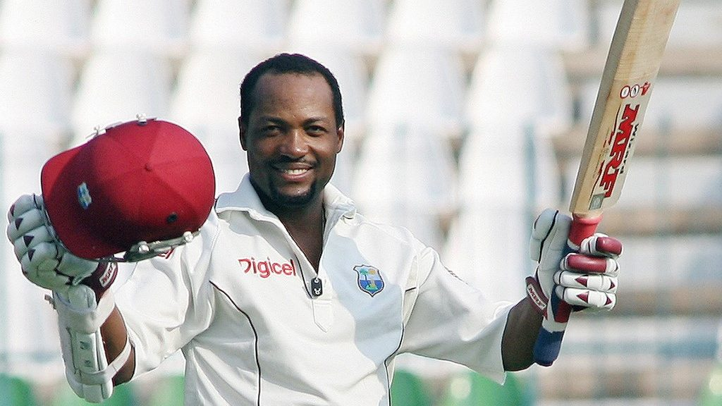 Image result for Brian Lara test