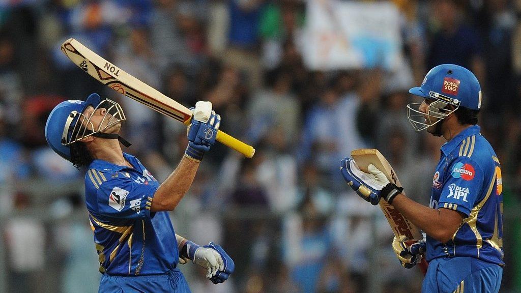 Sachin Tendulkar - Rohit Sharma, new opening pair for Mumbai Indians?