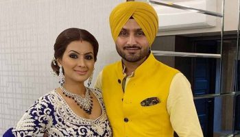 Harbhajan & Geeta Singh