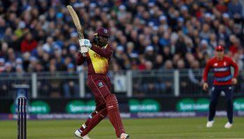 आईसीसी टी-20 वर्ल्डकप में सबसे ज्यादा रन बनाने वाले टॉप-4 खिलाड़ी, क्रिस गेल